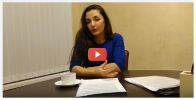 Видеообращение менеджера Василины!