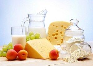 Молочная продукция оптом в Москве