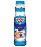 ПМС Сгущенка с сахаром мдж 8,5% БУТЫЛКА (0,54кг) Густияр