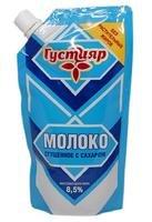 Молоко  сгущ.с сах. 8,5% (ДОЙ-ПАК) Густияр АМКК Р ИСО