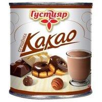 Сгущенка КАКАО 8,5%жир. в банке №7 Густияр